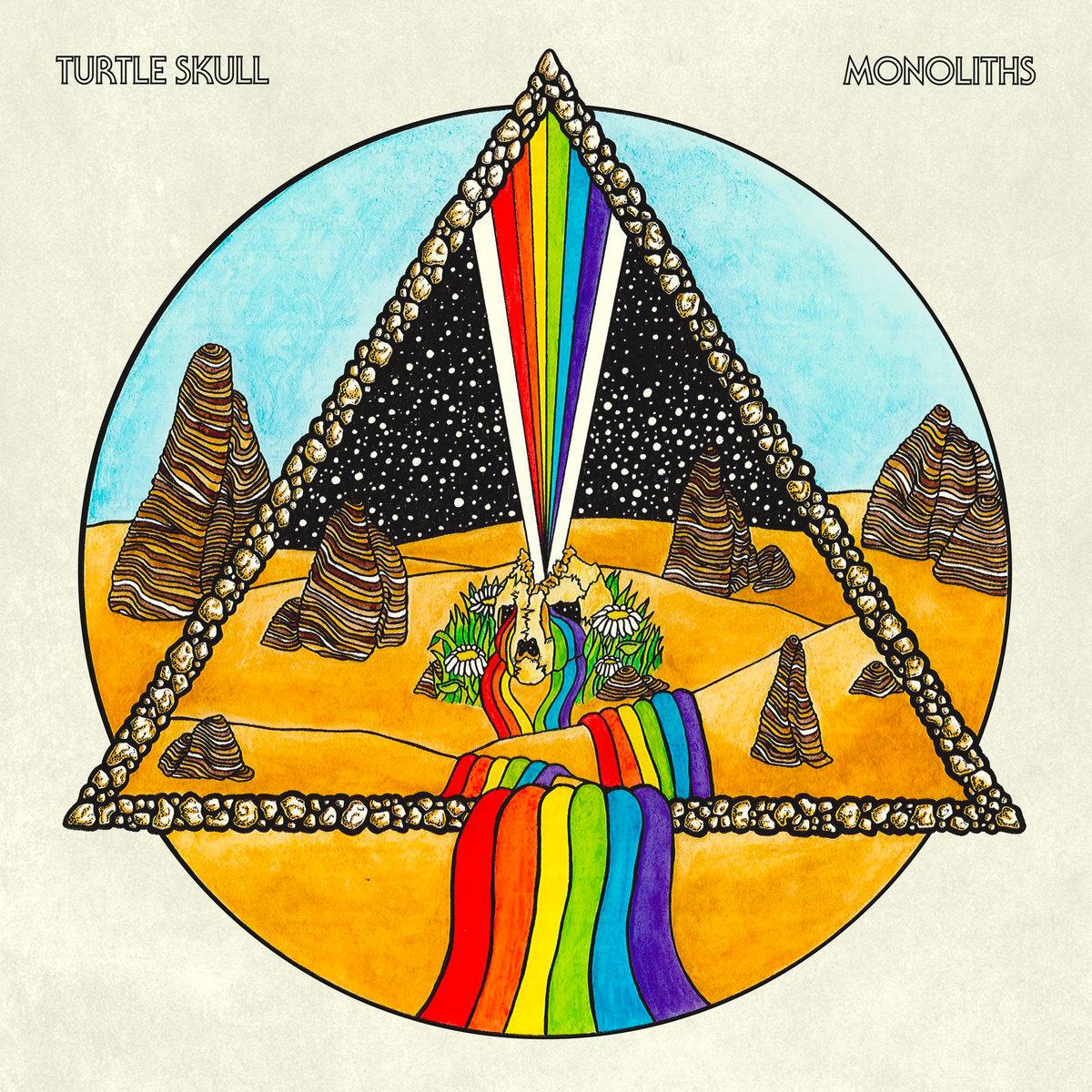Turtle Skull new album Monoliths