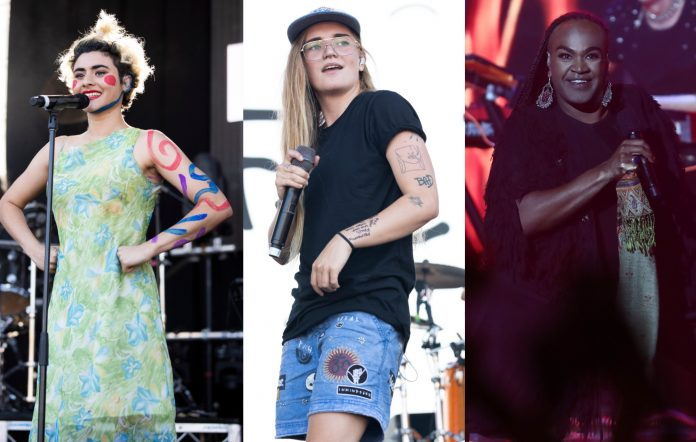 Montaigne, Electric Fields, G Flip and more to perform at virtual 'Wear it Purple Day' Pride party