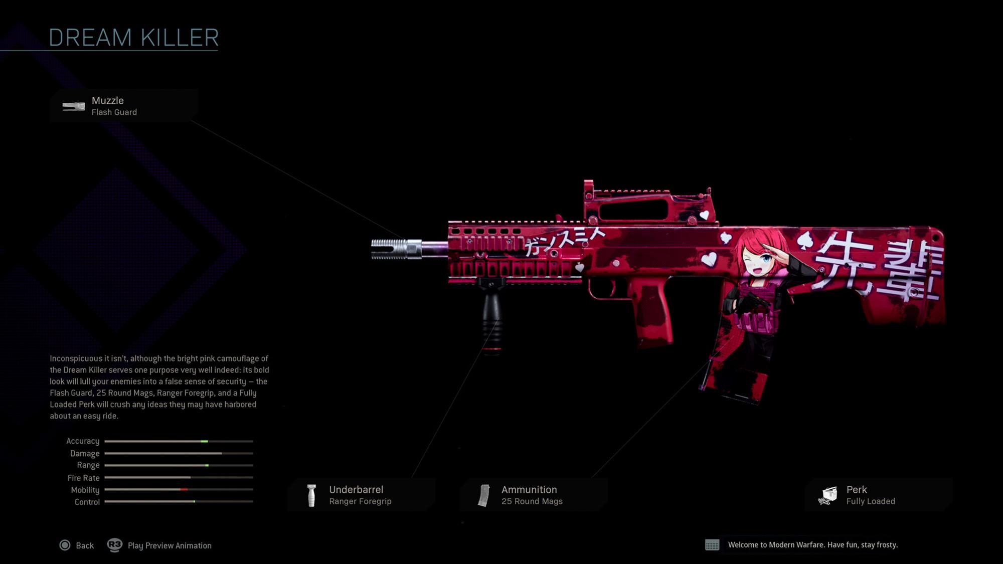 Call Of Duty: Warzone Dream Killer