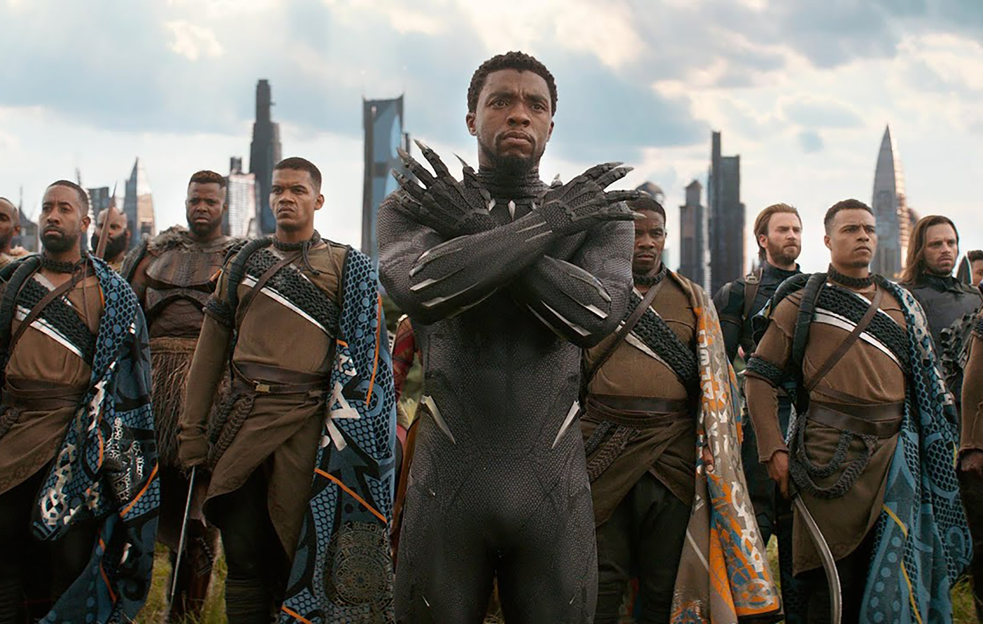 Black Panther' producer shares emotional final text from Chadwick Boseman - NaijaRewards