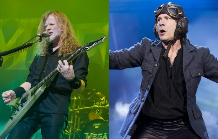 Dave Mustaine/Bruce Dickinson Comp