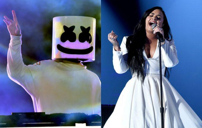 Marshmello/Demi Lovato Comp