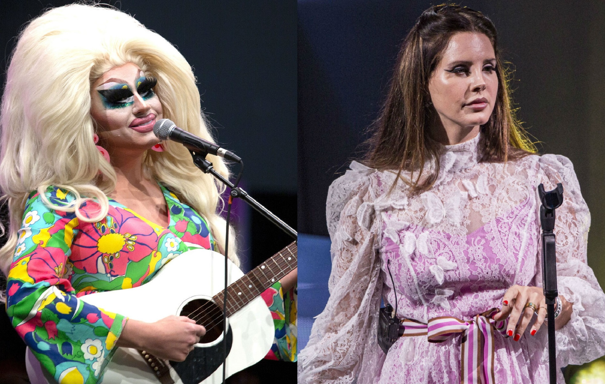 Watch Trixie Mattel's country cover of Lana Del Rey's 'Video Games'