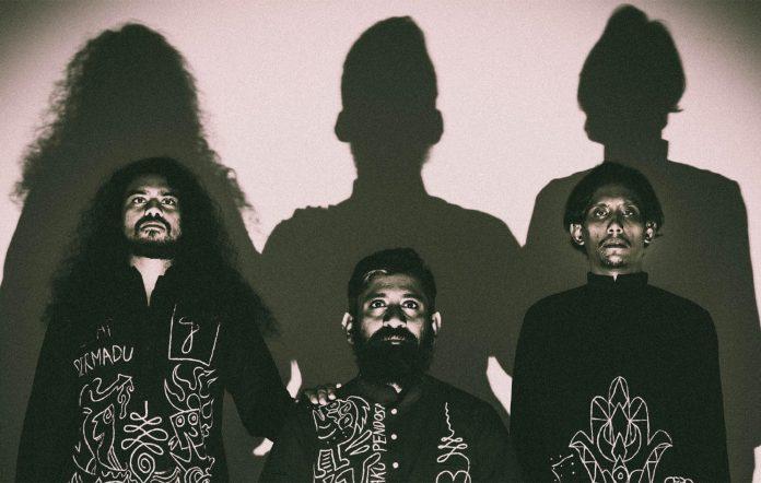 Doom metal trio Berdosa teases album with 'Crutch For the Weak'