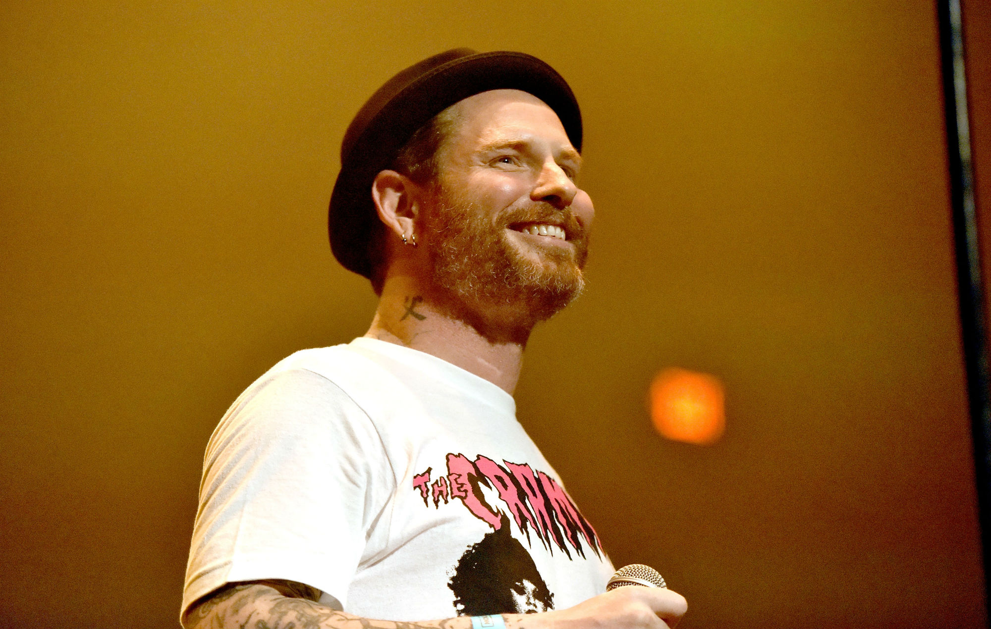 "Slipknot's Corey Taylor says cancel culture ""isn't solving the problem"""