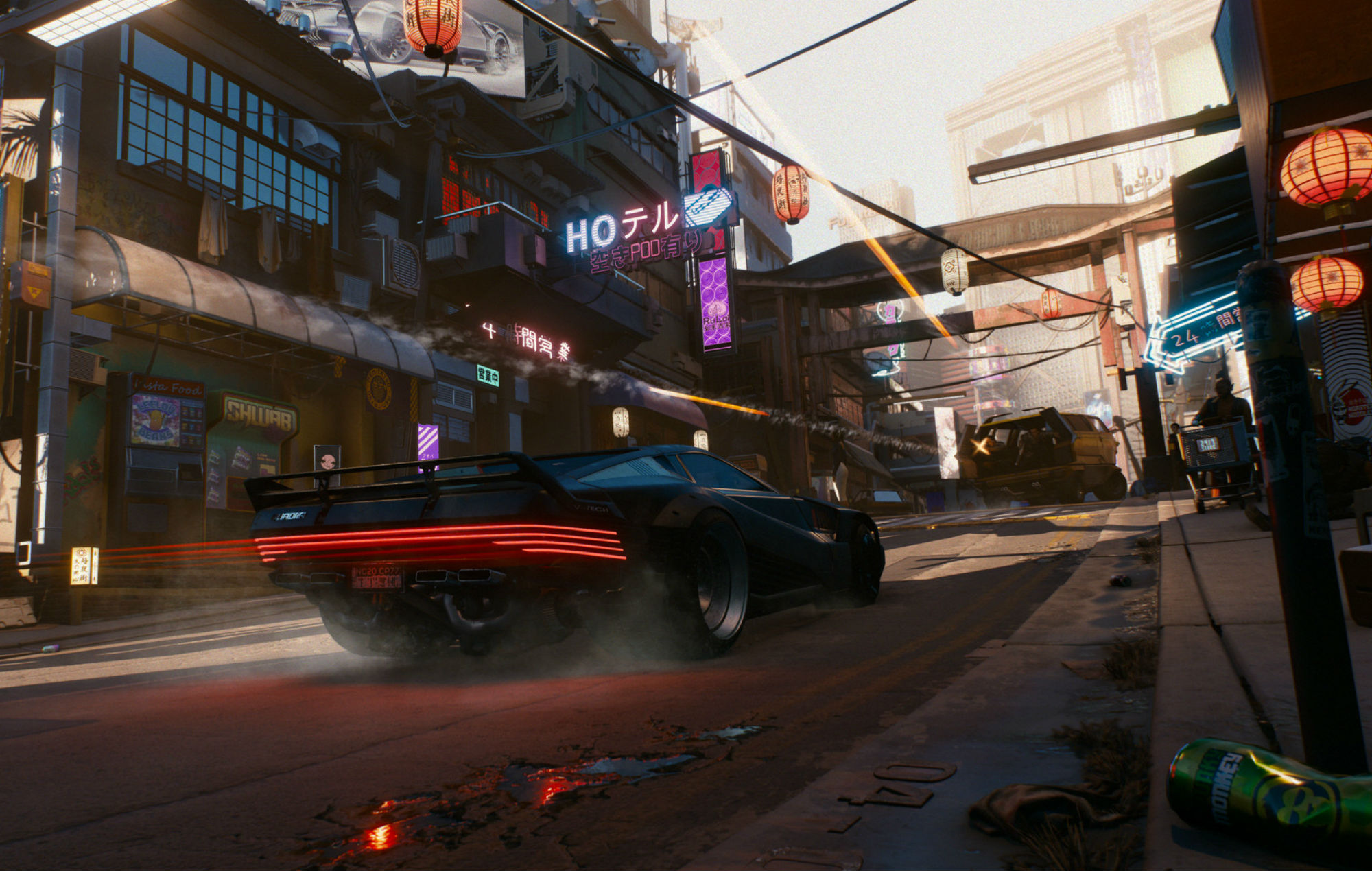 Cyberpunk 2077 playthrough takes tester over 175 hours