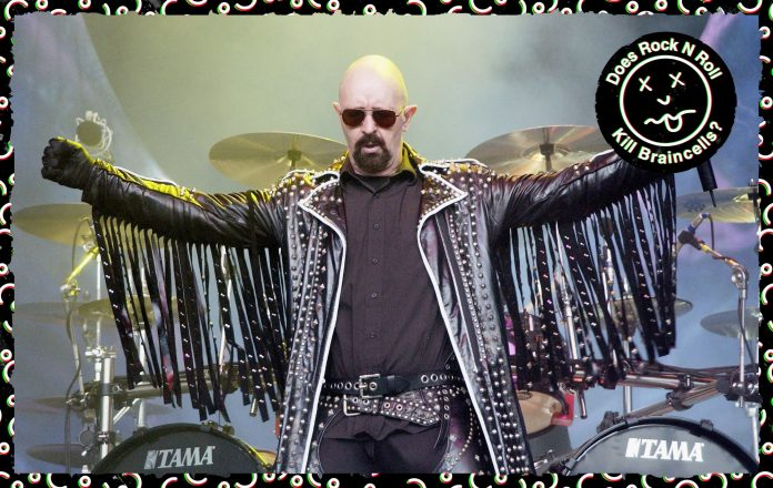 Does Rock 'N' Roll Kill Braincells?! – Rob Halford, Judas Priest