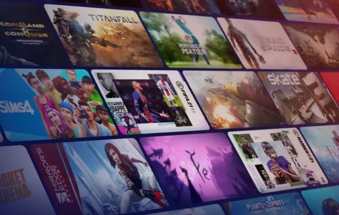 EA Xbox