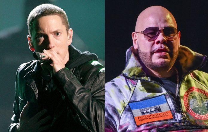 Eminem and Fat Joe