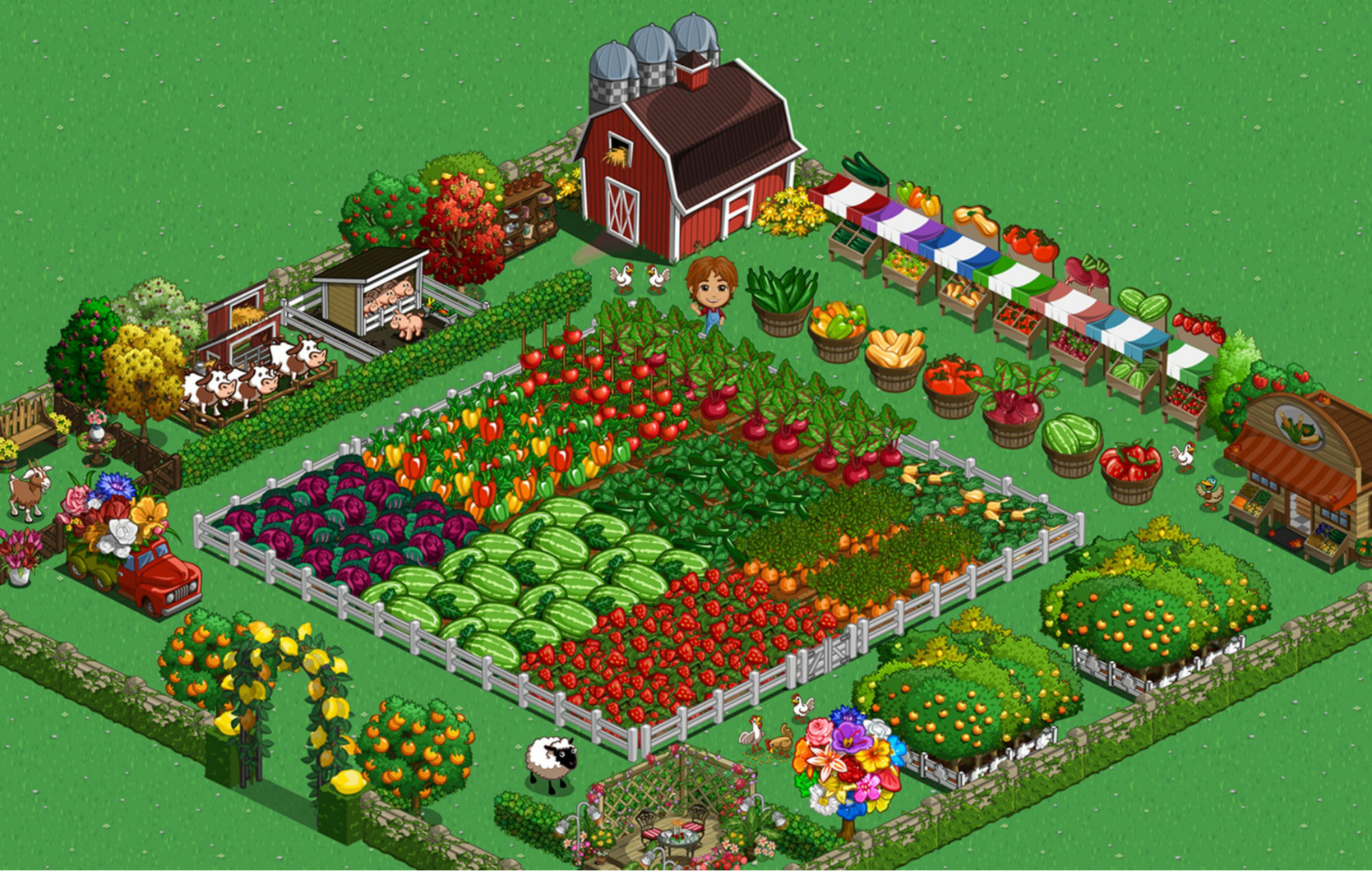 'FarmVille' will be closing down permanently in December