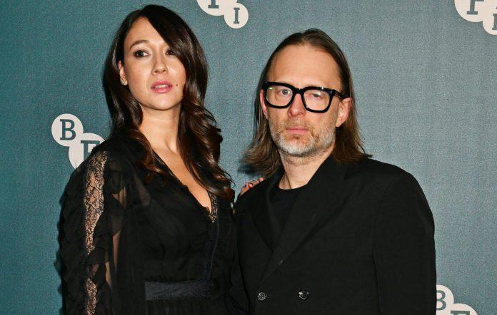 Thom Yorke marries partner Dajana Roncione