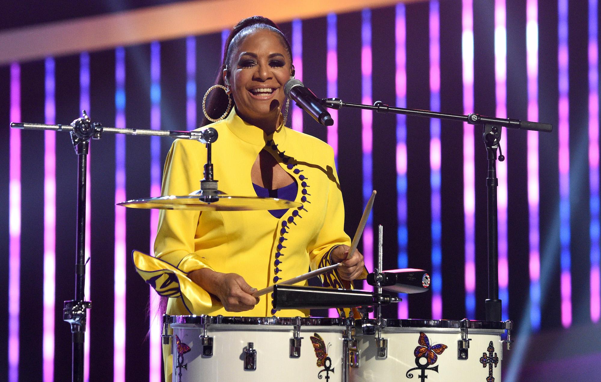 Sheila E, Prince Grammys tribute