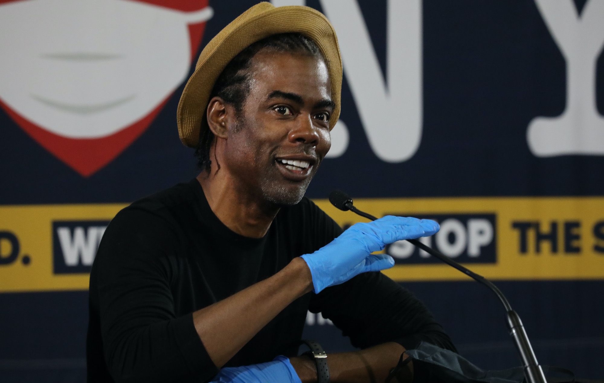 """Chris Rock says he went through """"a battery of tests"""" to discover learning disorder"""