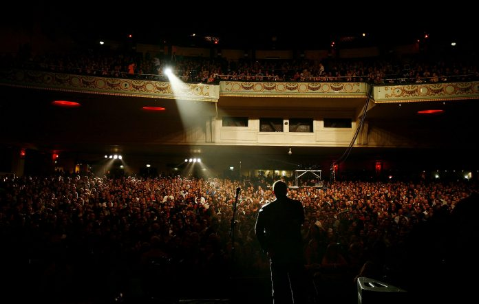 The crowd at the O2 Academy, Brixton (Photo by Ben Stansall/Getty Images)