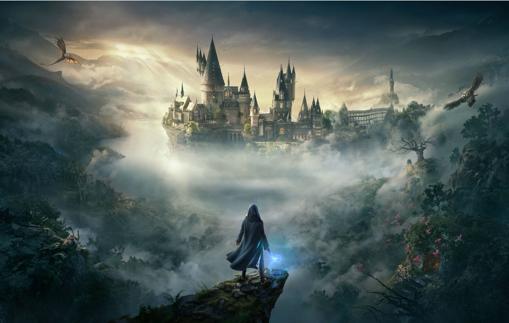 'Hogwarts Legacy' is an open-world 'Harry Potter' game coming in 2021