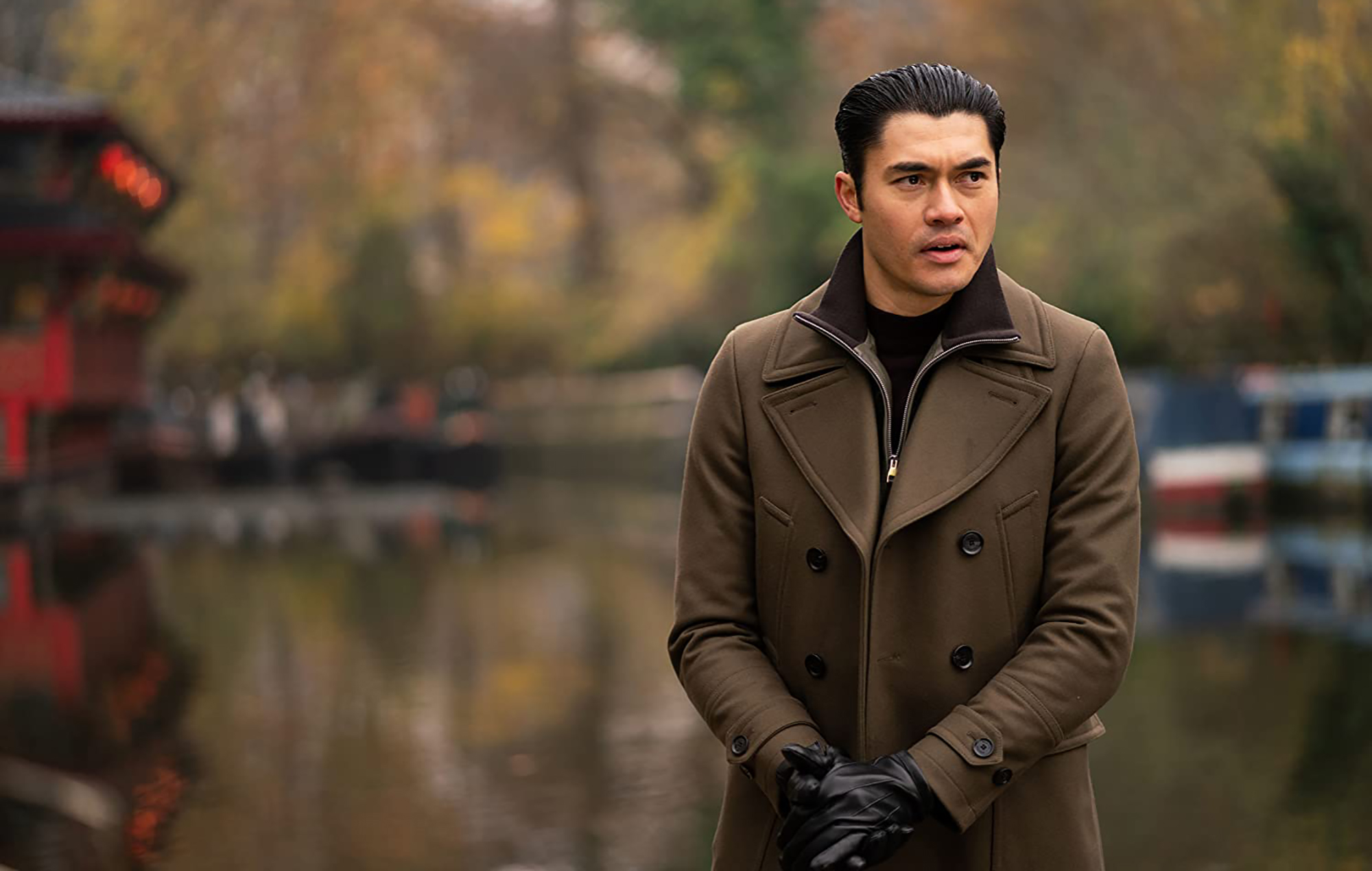 """Henry Golding responds to """"casual racism"""" accusations in 'The Gentlemen'"""