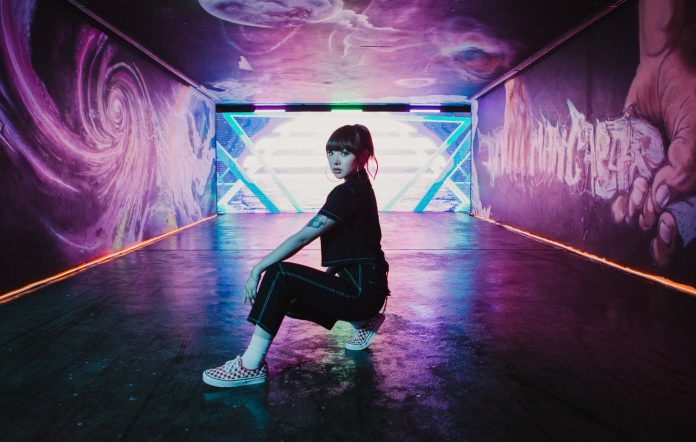 Thai star Jannine Weigel unveils dance-pop anthem 'Passcode'