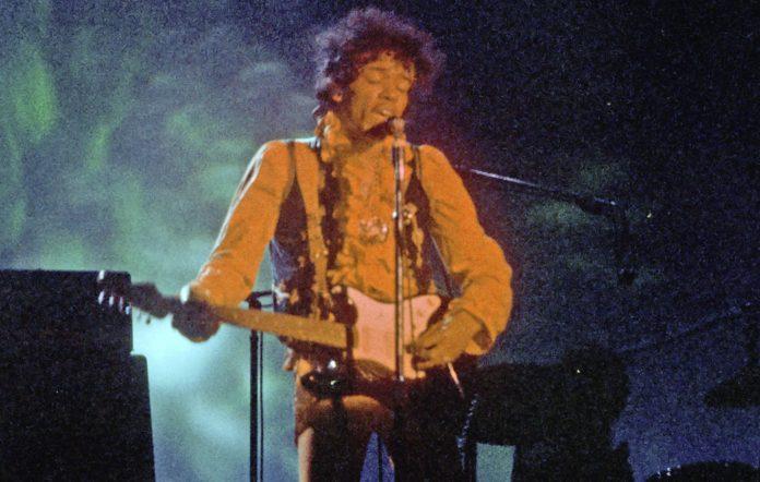 Jimi Hendrix boa