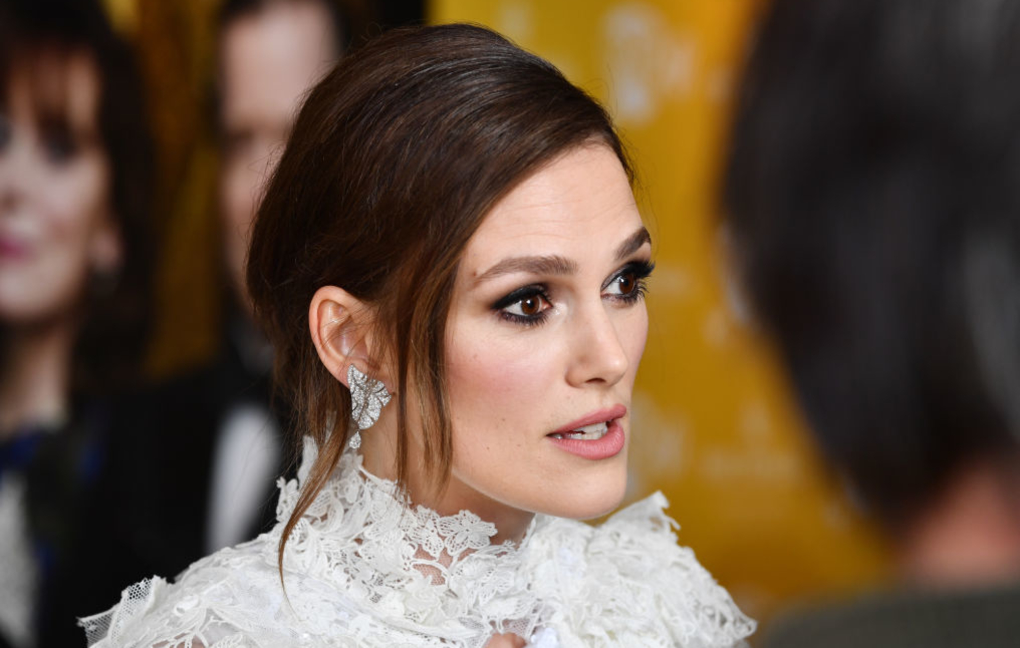 Keira Knightley struggles to remember who she played in 'Star Wars'