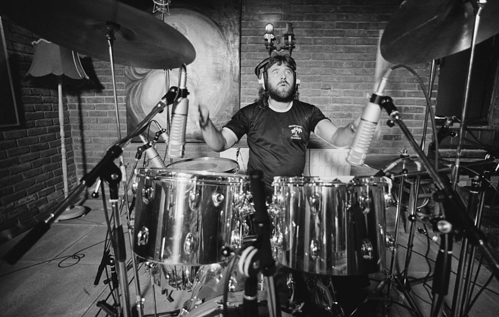 Uriah Heep And Ozzy Osbourne Drummer Lee Kerslake Has Died