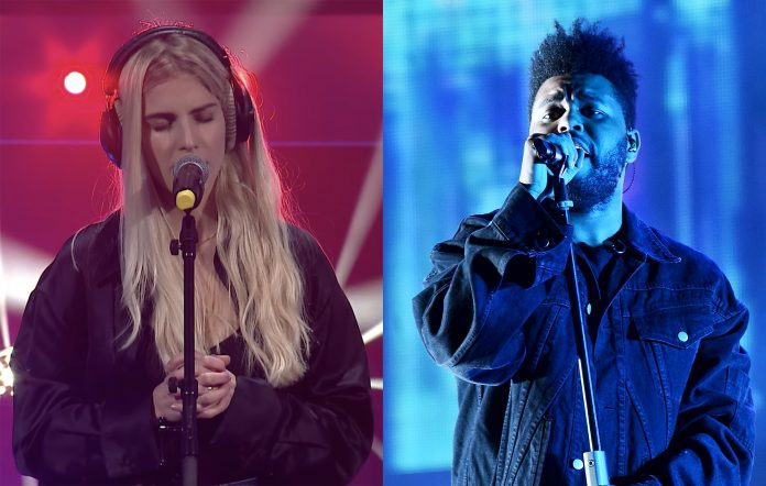 London Grammar and The Weeknd