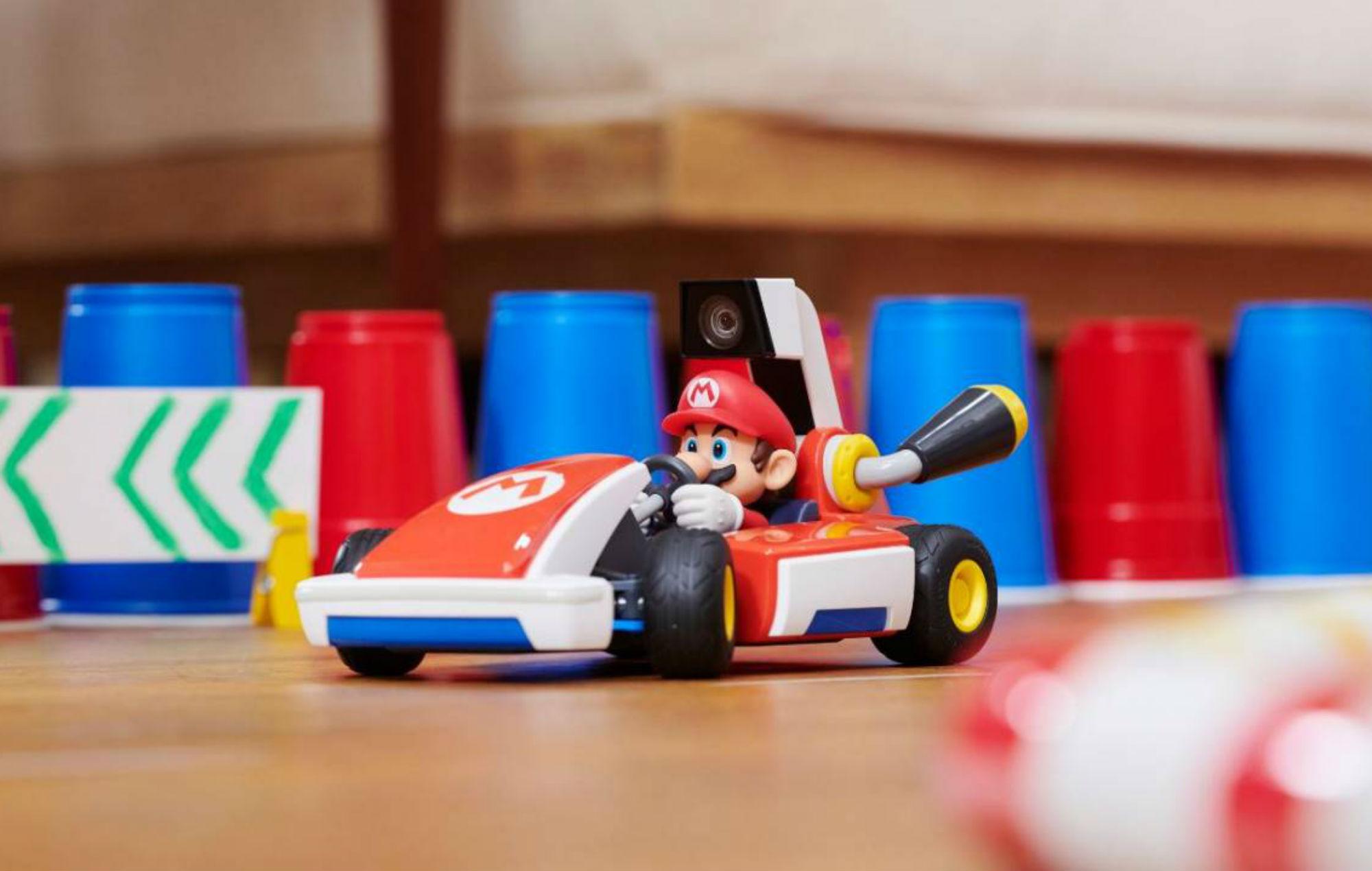 'Mario Kart Wii' streamer sets world record using 'crazy' shortcut