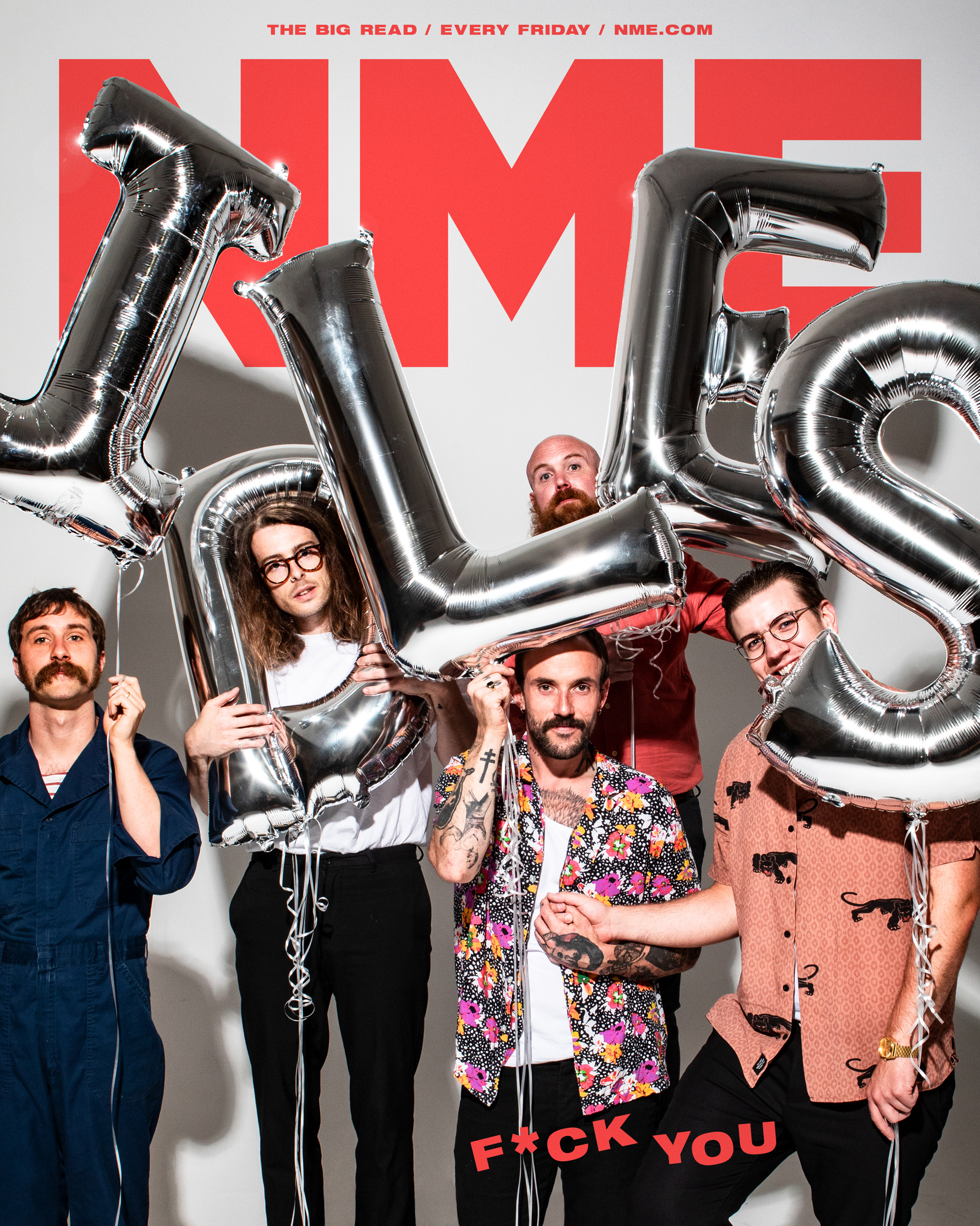 IDLES cover interview 2020 Ultra Mono