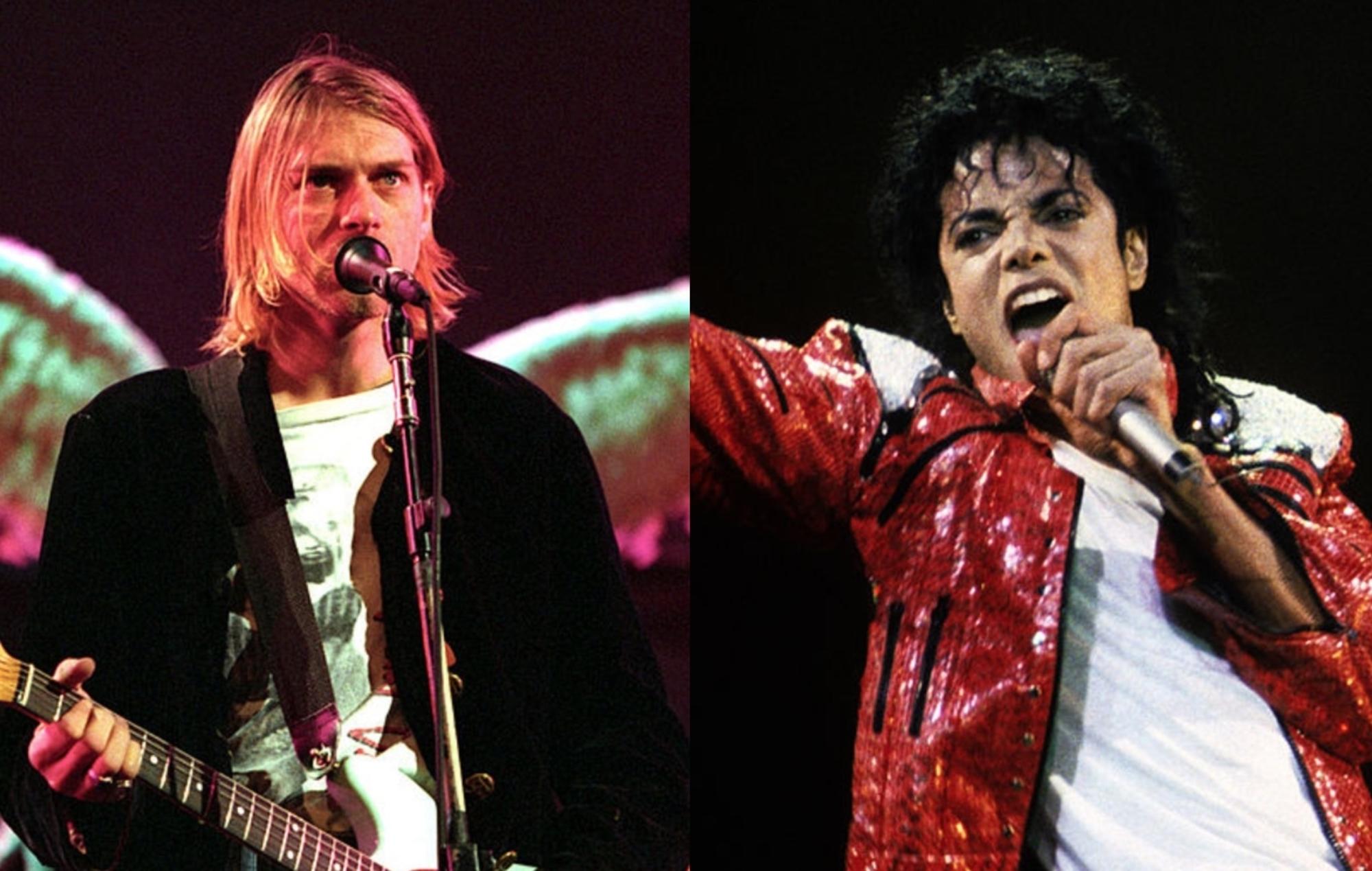 Nirvana and Michael Jackson