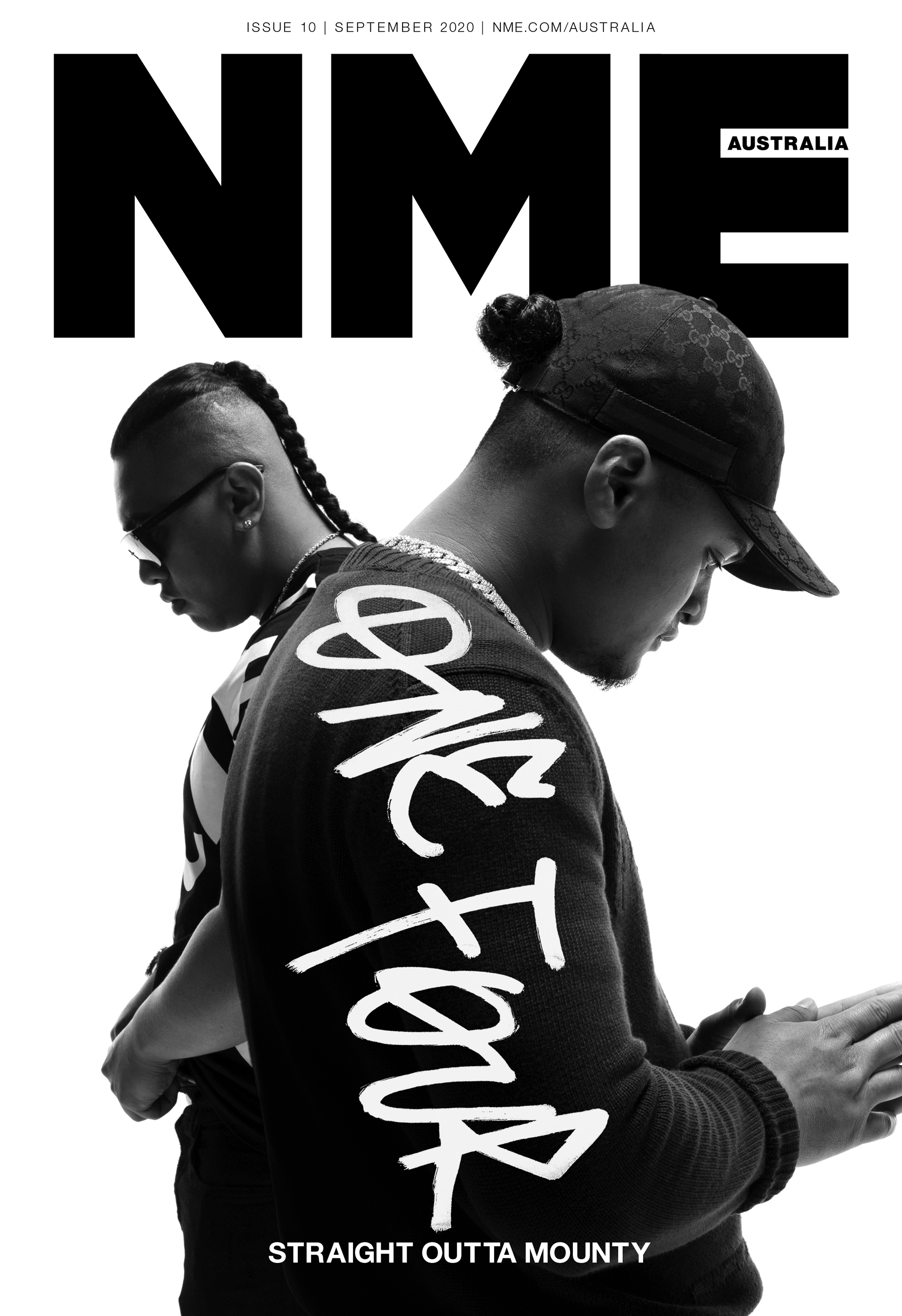 OneFour NME Australia cover interview 2020 EP Against All Odds