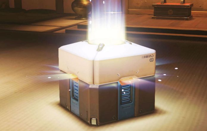 UK Government loot boxes