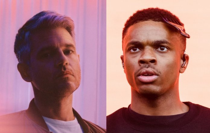 Paul Epworth and Vince Staples