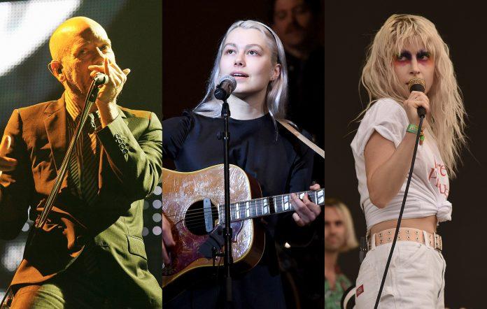 REM's Michael Stipe, Phoebe Bridgers and Hayley Williams