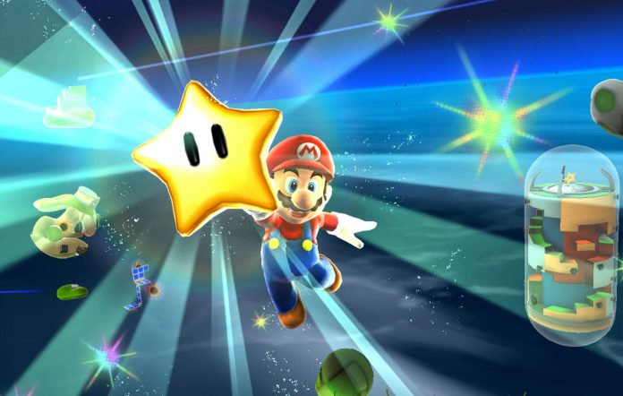 Super Mario 3D on Nintendo Switch