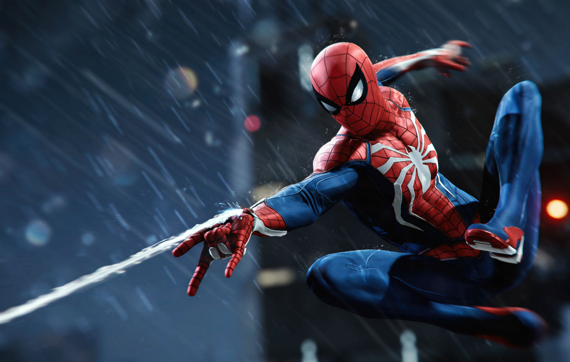 Spider-Man PS5 PS4