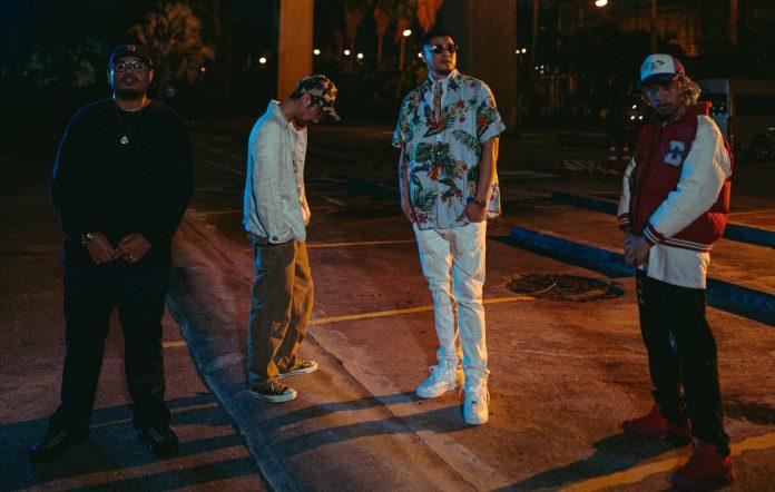 Rappers Daboyway, Artilla, & Ziggarice revisit