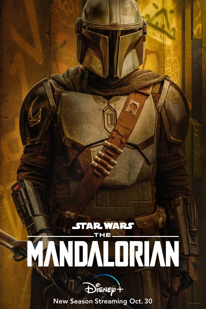 The Mandalorian Pedro Pascal