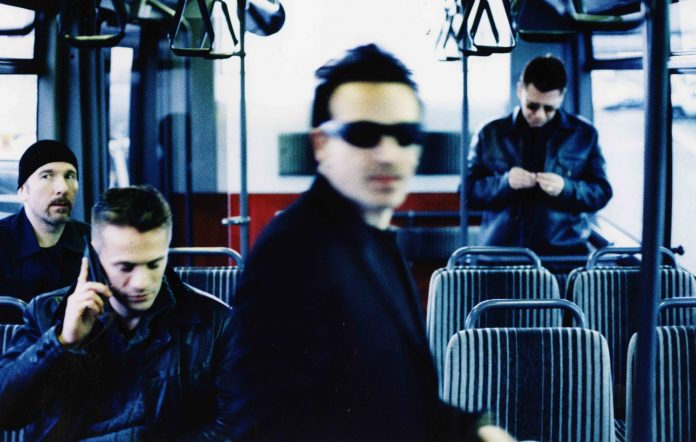 U2 remastered