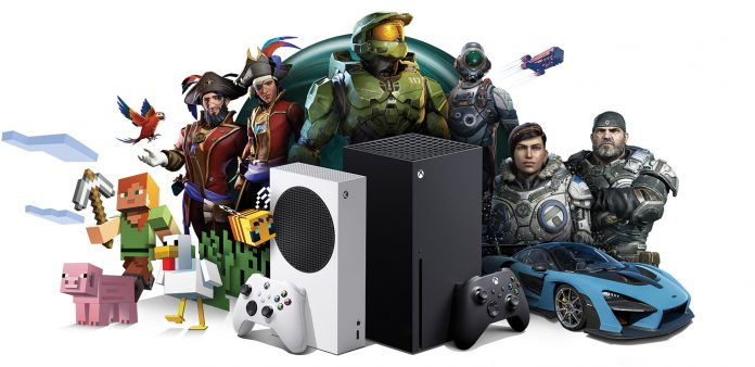 Xbox Series S Assets