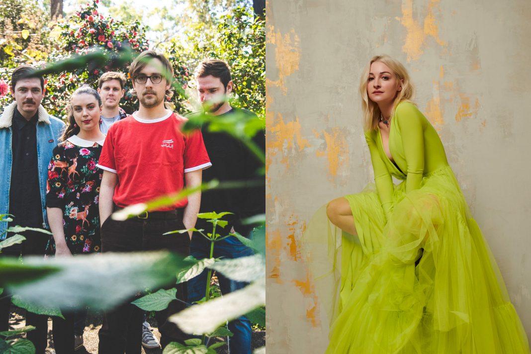 Australia artists music new albums October 2020 Ball Park Music Kate Miller Heidke