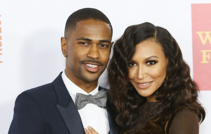 big sean naya rivera getty images credit michael tran