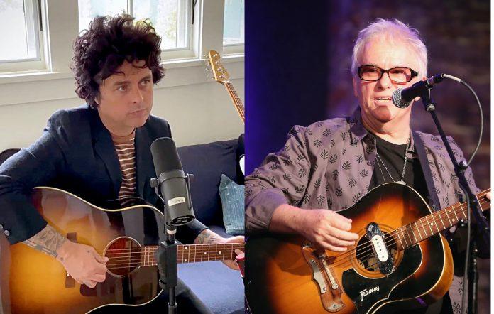 Green Day, Billie Joe Armstrong, Wreckless Eric