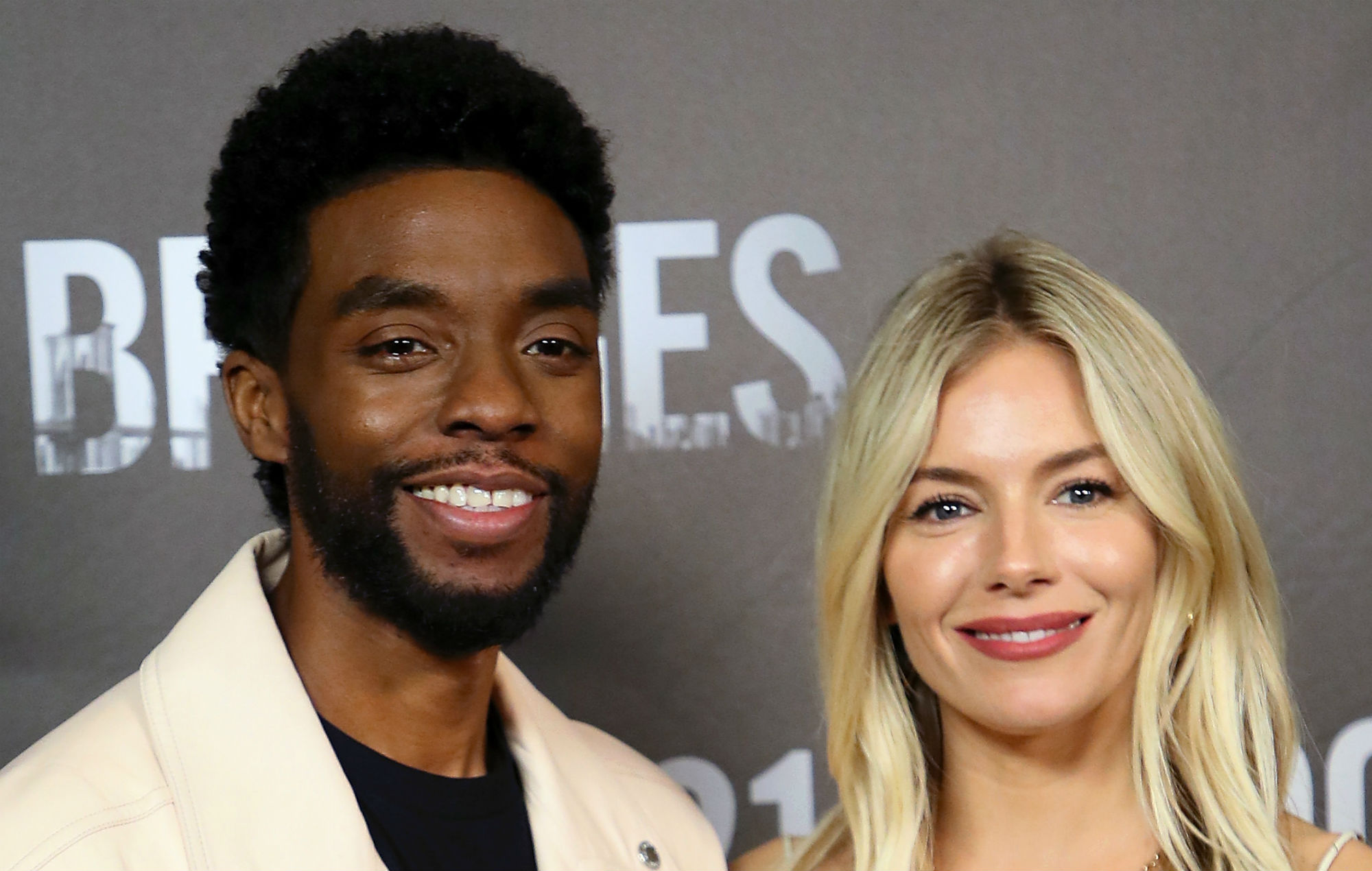 Chadwick Boseman took money out of own salary to up Sienna Miller's pay