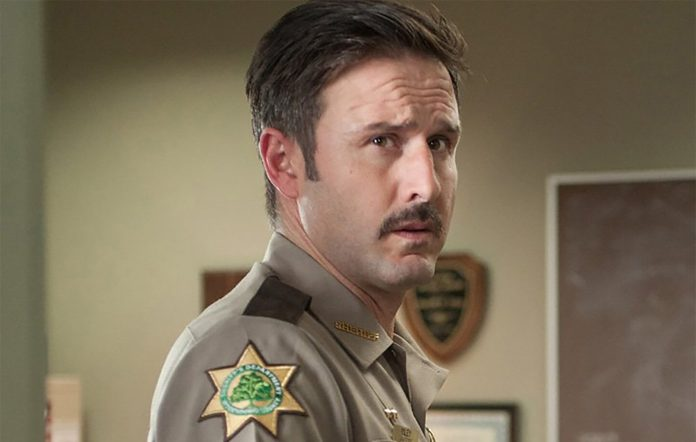David Arquette Scream