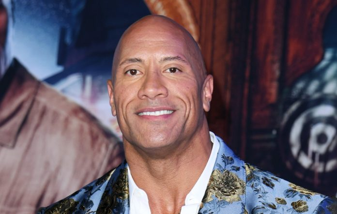 dwayne the rock johnson getty images credit jon kopaloff
