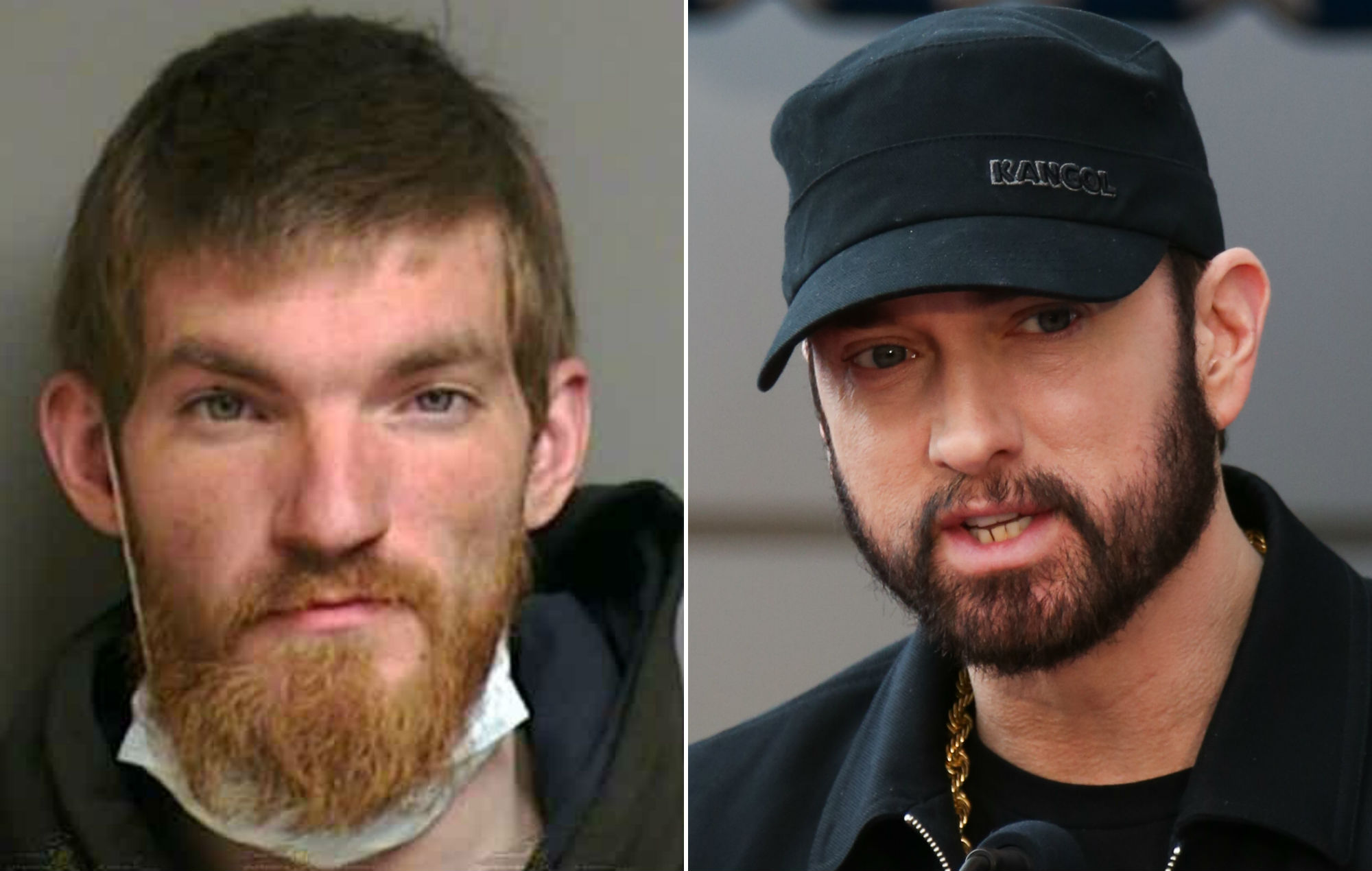 "Trial date set for man who said he broke into Eminem's home ""to kill him"""