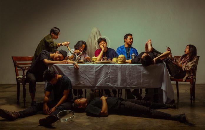 Indonesia Jakarta .Feast new mini-album Uang Muka