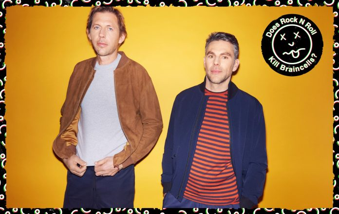 Does Rock 'N' Roll Kill Braincells?! - Andy Cato, Groove Armada