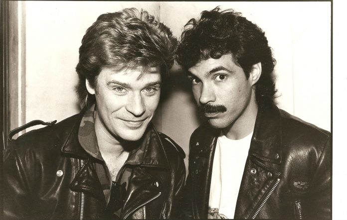Hall & Oates. Credit: Press