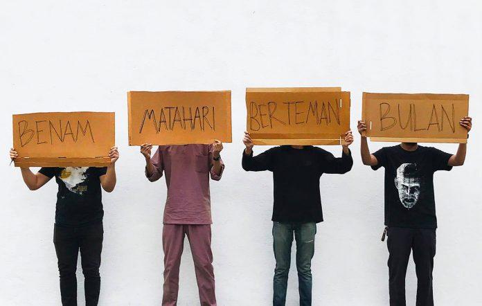iamrain new album Citra review Kuala Lumpur Malaysia emo