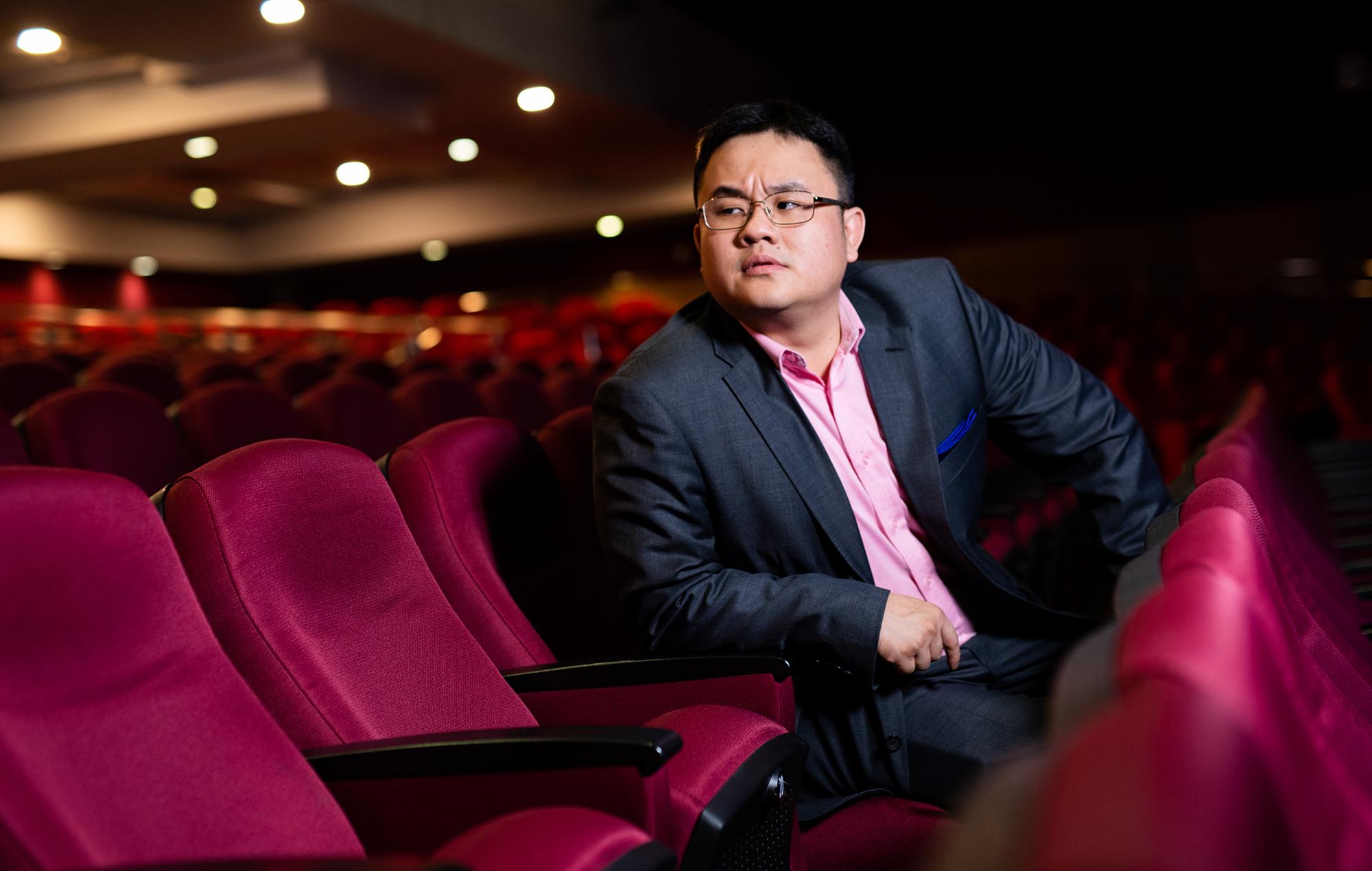 Dr. Jason Leong: Hashtag Blessed